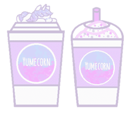 Yumecorn2 sticker #11440086