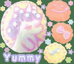 Yumecorn2 sticker #11440090