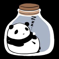 Ink panda