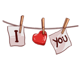 The Signs of Love sticker #11440874