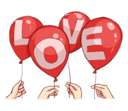 The Signs of Love sticker #11440885