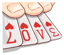 The Signs of Love sticker #11440886