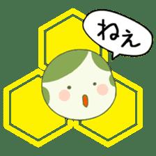 Captain Bruce Tengokunoumi sticker #11457646