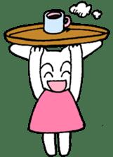 The Rabbit Dango-tyan sticker #11467550