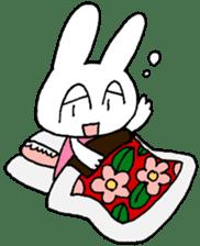 The Rabbit Dango-tyan sticker #11467557