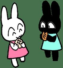 The Rabbit Dango-tyan sticker #11467564