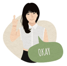 Al & Ve - Couple Daily Expressions sticker #11468420