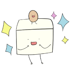 Tofu amd Mame chan!