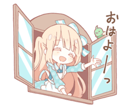 HONWAKA Alice sticker sticker #11481176