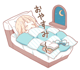 HONWAKA Alice sticker sticker #11481177