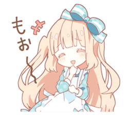 HONWAKA Alice sticker sticker #11481185