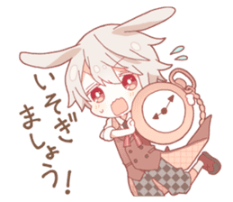 HONWAKA Alice sticker sticker #11481186