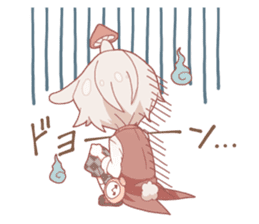 HONWAKA Alice sticker sticker #11481187