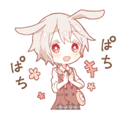 HONWAKA Alice sticker sticker #11481189