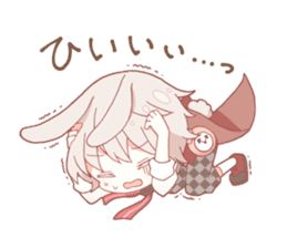 HONWAKA Alice sticker sticker #11481190