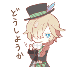HONWAKA Alice sticker sticker #11481208