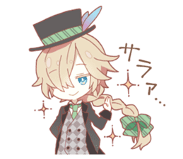 HONWAKA Alice sticker sticker #11481211