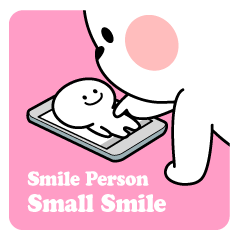 "Smile Person ""Small Smile"""