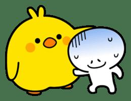 """Smile Person """"Small Smile"""" sticker #11483617"""