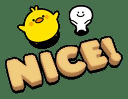 """Smile Person """"Small Smile"""" sticker #11483622"""