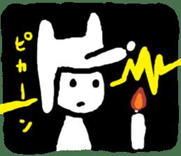 Wolf kun Sticker sticker #11487012