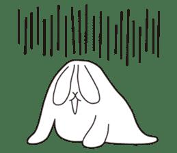 my pace tennis rabbit 2 sticker #11487379