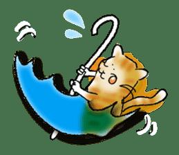 Currant- chan & YanYan***vol.1 sticker #11492074