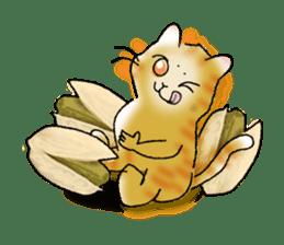 Currant- chan & YanYan***vol.1 sticker #11492079