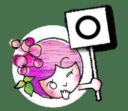 Currant- chan & YanYan***vol.1 sticker #11492092