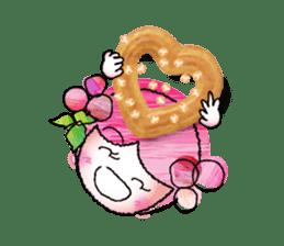 Currant- chan & YanYan***vol.1 sticker #11492102