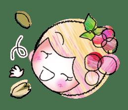 Currant- chan & YanYan***vol.1 sticker #11492104