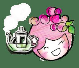 Currant- chan & YanYan***vol.1 sticker #11492107