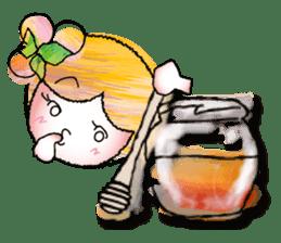 Currant- chan & YanYan***vol.1 sticker #11492110