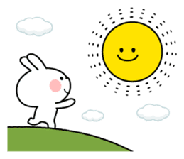 "Spoiled Rabbit ""Summer"" sticker #11500448"