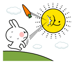 "Spoiled Rabbit ""Summer"" sticker #11500449"
