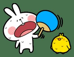 "Spoiled Rabbit ""Summer"" sticker #11500450"