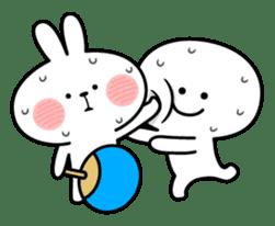 "Spoiled Rabbit ""Summer"" sticker #11500452"