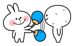 "Spoiled Rabbit ""Summer"" sticker #11500454"