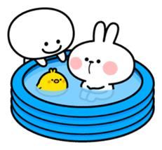 "Spoiled Rabbit ""Summer"" sticker #11500466"