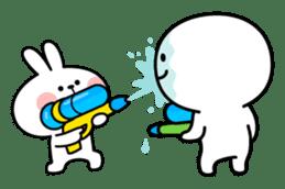 "Spoiled Rabbit ""Summer"" sticker #11500467"