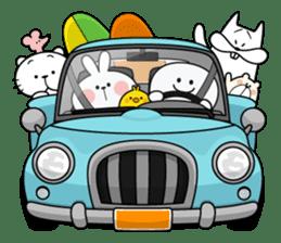 "Spoiled Rabbit ""Summer"" sticker #11500468"