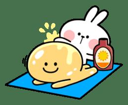 "Spoiled Rabbit ""Summer"" sticker #11500472"