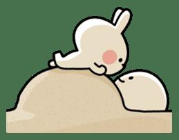 "Spoiled Rabbit ""Summer"" sticker #11500473"