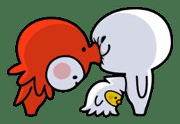 "Spoiled Rabbit ""Summer"" sticker #11500477"