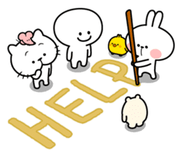 "Spoiled Rabbit ""Summer"" sticker #11500483"
