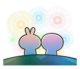 "Spoiled Rabbit ""Summer"" sticker #11500485"