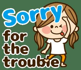 Kawashufu [honorifics]EN sticker #11500499