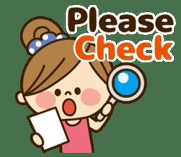 Kawashufu [honorifics]EN sticker #11500505
