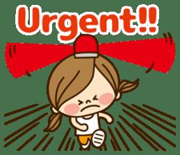 Kawashufu [honorifics]EN sticker #11500514