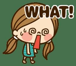 Kawashufu [Often Used2]EN sticker #11500548